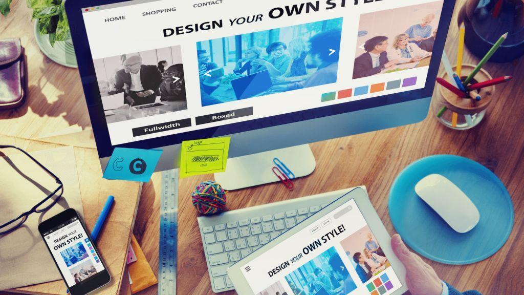 آموزش طراحی وب سایت در کرج|طراحی کامل سایت|آموزشگاه طراحی سایت کرج