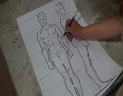 طراحی فیگوراتیو اندام
