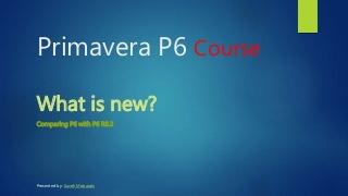 آموزش نرم افزار PRIMAVERA 6 در کرج